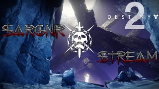 Sargnir Stream - Destiny 2:  Узбекское технофэнтези | Донат в описании  Помощь каналу: https://www.donationalerts.com/r/sargnir1349  Твитч канал: https://www.twitch.tv/sargnir1349/ Стрим на GoodGame