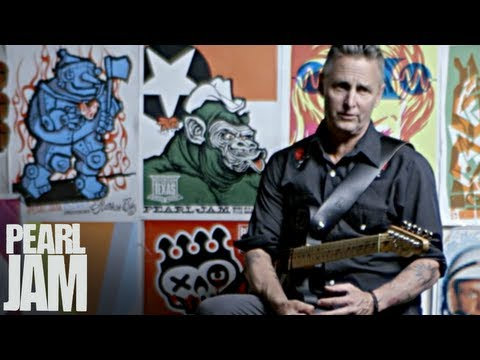 "Mike McCready on ""Mind Your Manners"" - Pearl Jam"