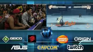 Naruto Shippuden: Ultimate Ninja Storm 4 - Mina Hokad VS. Afro Senju | Top 8 | WW Chicago 2016