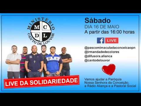 Live da Solidariedade - 16/05/2020