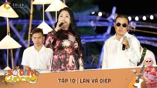 Sô diễn cuộc đời | Tập 11: Danh cầm ca mũ nón Phú Cường -  LAN VÀ ĐIỆP - NSUT Phượng Hằng, Phú Cường