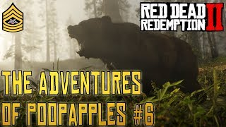 The Adventures of Poop Apples #6 | Red Dead Redemption 2 Gameplay