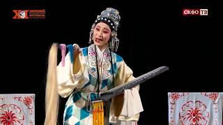 Китайская опера на сцене Зимнего театра