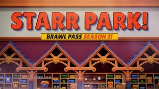 Brawl Stars Animation: Season 3 - Welcome to Starr Park!