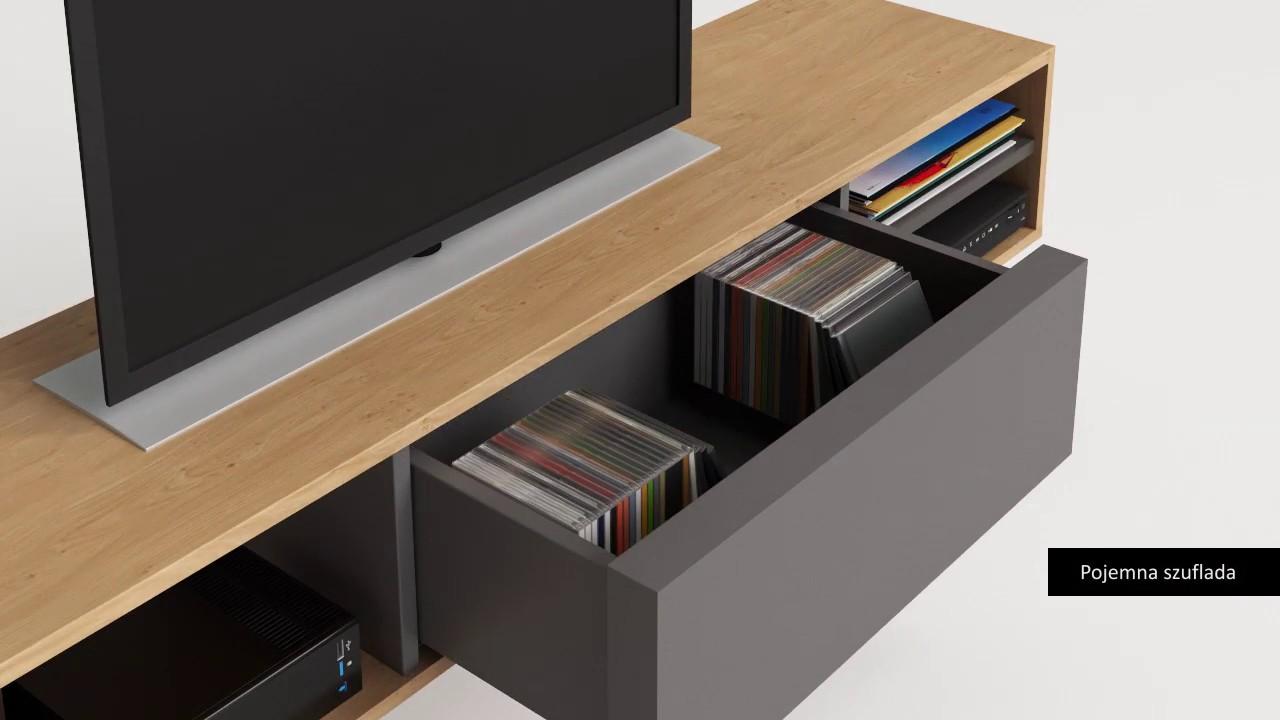 Vox Ribbon TV Unit