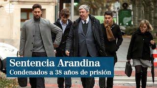 Los ex jugadores de la Arandina, condenados a 38 años de prisión por agresión sexual a una menor