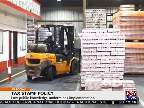 Industrial Park Project - Joy Business Today (3-4-18)