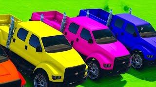 Мультик про машины Лучший мультик про гоночные джипы для детей # видео для детей