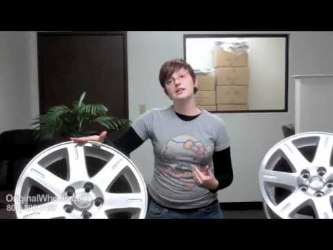 Pacifica Rims & Pacifica Wheels - Video of Chrysler Factory, Original, OEM, stock new & used rim Co.