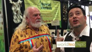World Tea Expo 2016: Nuwati Herbals