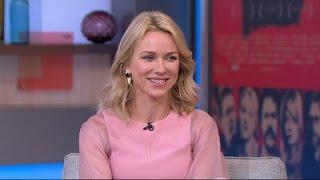 'Birdman' Star Naomi Watts Live On 'GMA'