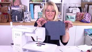 Sew A Gift Box, Oh So Simple - Lizzy Curtis