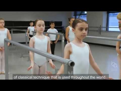 Level 1 Ballet - Dance classes for ages 8