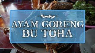 Ayam Goreng Bu Toha, Rekomendasi Kuliner Dekat Saloka Theme Park