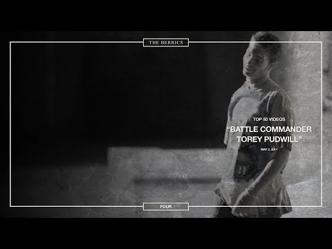 Berrics Top 50: 4   Torey Pudwill - Battle Commander