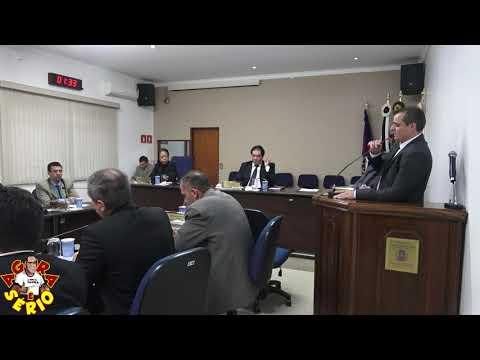 Tribuna Vereador Marcelo Moura dia 16 de Outubro de 2018
