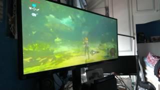 CRAZY FPS DROPS in Docked Mode - Zelda: Breath Of the Wild - Nintendo Switch