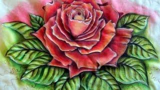 Somente Uma Rosa – Realistic Rose
