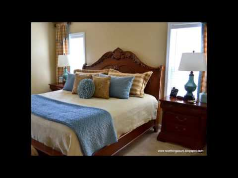 New Blue And Brown Bedroom Ideas Firmones