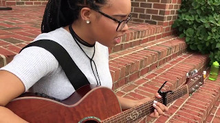 """Jungle/Focus"" - H.E.R (Kayla T. Cover)"