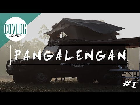CAMPING PAKE ROOFTOP TENT (Pangalengan) - Cinematic Vlog