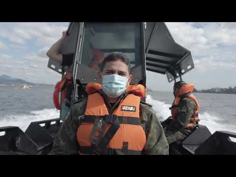 La brasileña DGS Defense entrega una lancha Raptor 680 a la Policía Militar de Amapá