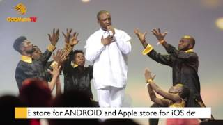 """DAREY ART ALADE PERFORMS """"PRAY FOR ME"""" LIVE AT OLORI WURAOLA'S #GIVEBACK CONCERT"""