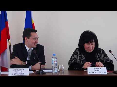 Заседание Совета по предпринимательству Красносулинского района