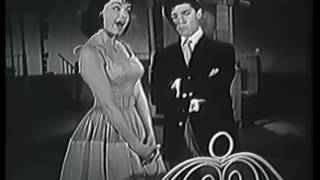 Paul Anka dates Annette Funicello 1960