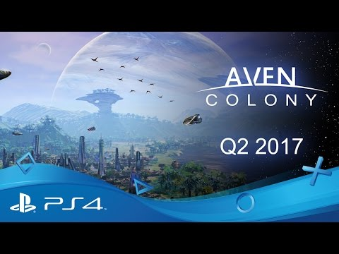 Aven Colony | Gameplay Trailer | PS4 thumbnail