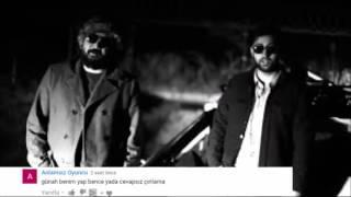 Eypio & Burak King - #Günah Benim Lyrics