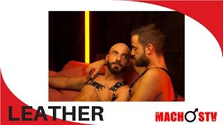 LEATHER |CORTOMETRAJE GAY