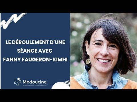 Le déroulement d'une séance avec Fanny FAUGERON-KIMHI