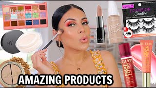 DRUGSTORE MAKEUP TRANSFORMATION *using My Favorite Affordable Products*
