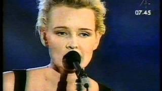 Eva Dahlgren - Stenmannen (live 1995)