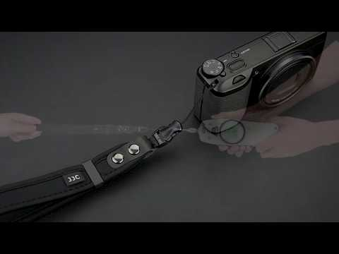 Ремешок на запястье для беззеркальных камер Sony RX100 серии, Ricoh GR III, GR II, Canon G7X Mark III, G7X Mark II, G7X