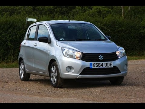 Suzuki Celerio 2015 Car Review