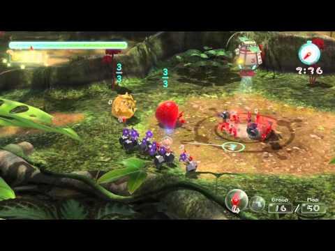Видео № 0 из игры Pikmin 3 Deluxe [NSwitch]