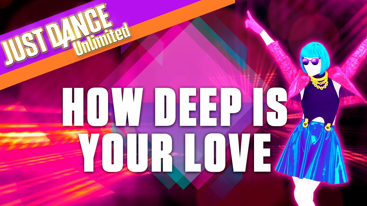 top track How Deep is Your Love
