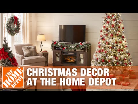2017 Christmas Decorations at The Home Depot
