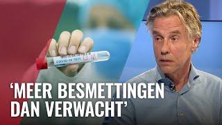 Corona Q&A met viroloog Menno de Jong van OMT