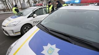 Полицейская погоня. Задержание пьяного водителя.