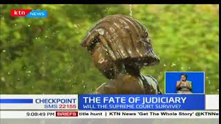 Is President Uhuru Kenyatta planning to clip the powers of the Judiciary for nullifying his win