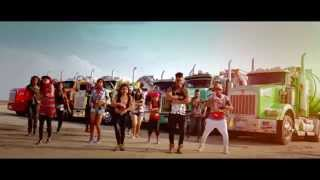 Nelly Ft. Fergie   Party People ¨AF Dance Choreography¨