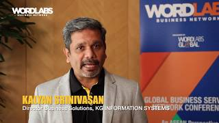 Interview with Kalyan Srinivasan – Director Business Solutions, KG Information Systems