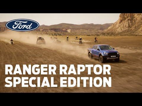 Ranger Raptor Special Edition: ancora più audace
