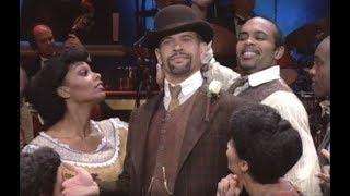 "Brian Stokes Mitchell & The Cast Of Ragtime - ""Gettin' Ready Rag"" (1997) - MDA Telethon"