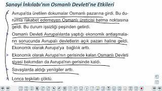 Eğitim Vadisi TYT Tarih 13.Föy Devrimler Çağında Değişen Devlet Toplum İlişkileri 1 Konu Anlatım Videoları