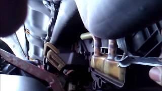 2001 Dodge Ram heater core replacement