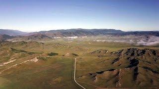 Незабываемый  вид красующихся гор Алтая